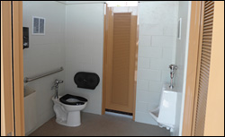 Tarpon Point - Restroom Facilities