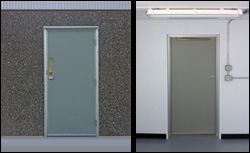 Utility Building - Custom Short Door
