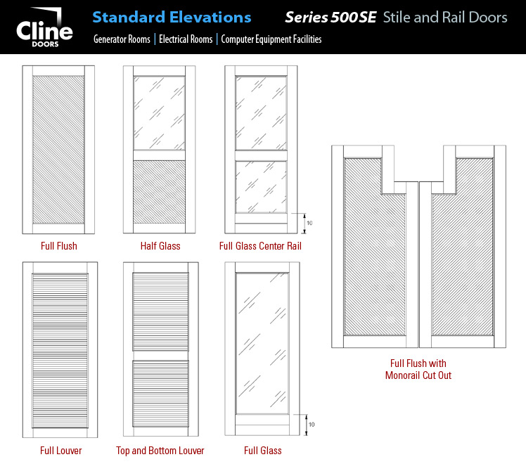 View CAD Details  sc 1 st  Cline Doors & Cline Aluminum Doors FRP Doors Screen Doors Stile and Rail Doors